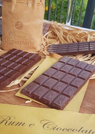 Rum e cioccolata