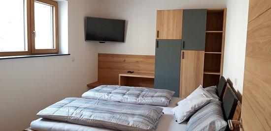 Herrnbaumgarten, Oostenrijk: Eines der beiden Schlafzimmer