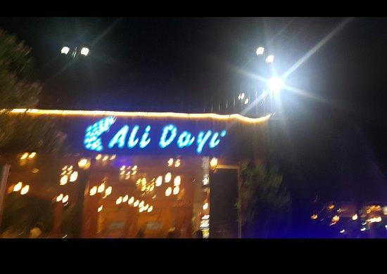 Ali dayının yeri