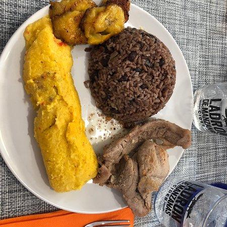 Comida cubana autentica!