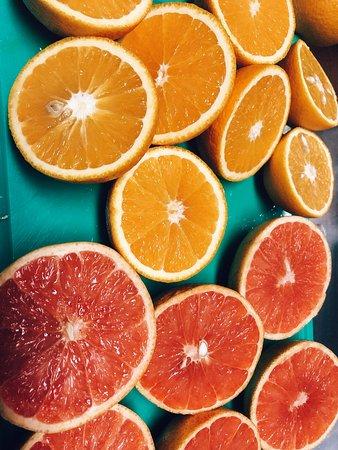 Orange our Grapefruit?