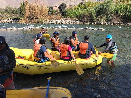Foto de Lunahuaná Rafting Perú
