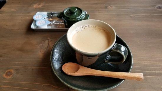 コーヒーも美味しい