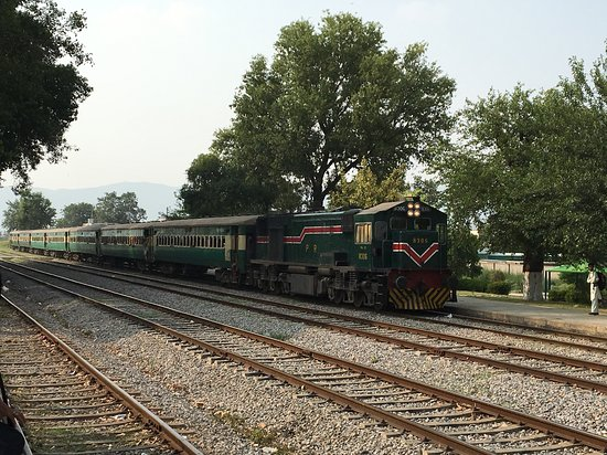 Pakistan Railways Heritage Museum