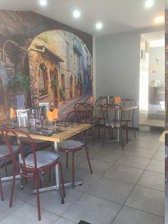 Saint-Amand-sur-Sevre, צרפת: Notre seconde salle, ouverte il y a un an