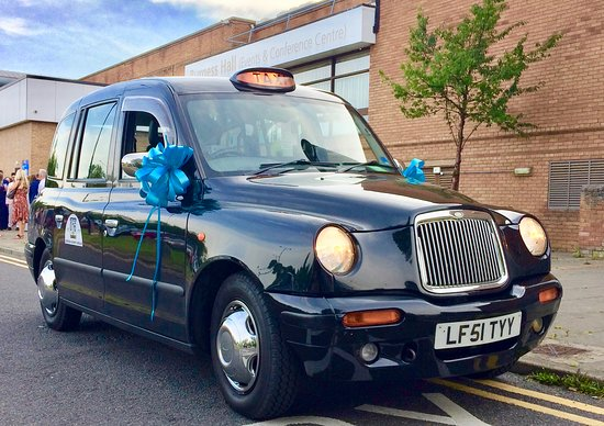 My Taxi Home: A Taxi to the Prom!