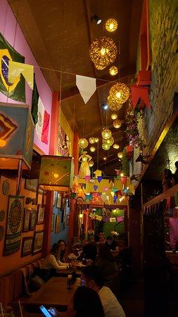 Guacamole Cocina Mexicana: decoração
