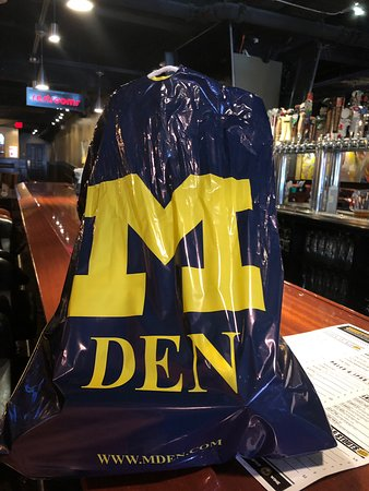 The M Den