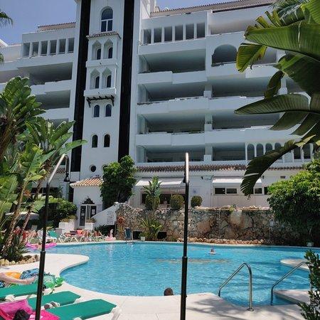 Aparthotel Monarque Sultan Foto