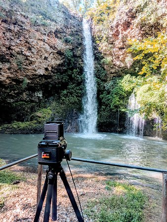 Natural Falls State Park (West Siloam Springs) - 2019 Book in