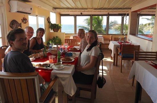 Boca de Camarioca, Cuba: Very good food!