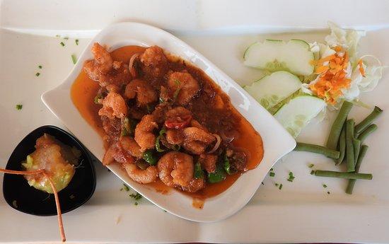 Boca de Camarioca, คิวบา: Delicious!
