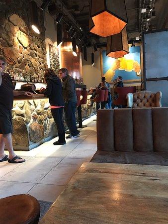 Fosshotel Reykjavik: Nice Garden Bar