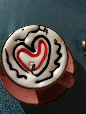 Basar Hotel Dalyan: Vlakbij het hotel heerlijke koffie