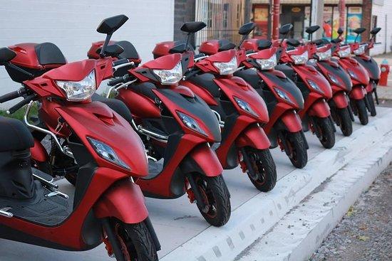The Trikers e-bikes & Surrey Bike Rental