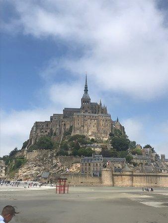 Baie du Mont St Michel: WOW
