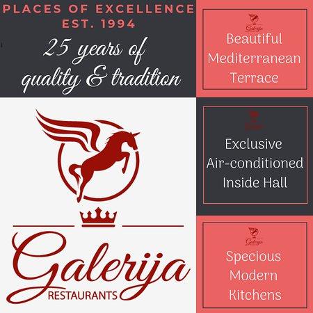 Restaurant Galerija