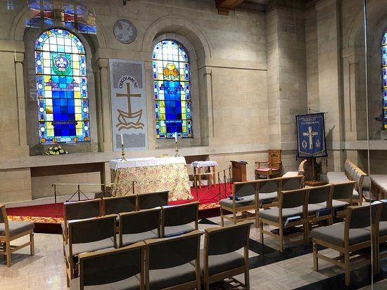 Belfast Cathedral - The Cathedral Church of St. Anne: Chapel of Unity