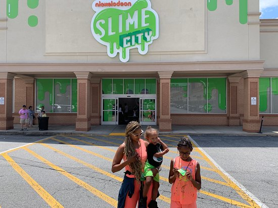 Nickelodeon Slime City
