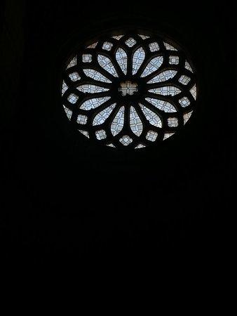 Iglesia de Santa Maria la Blanca: Interior de la iglesia.