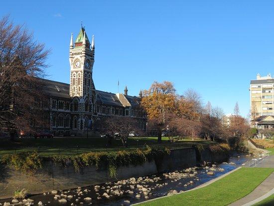 Lovely old university