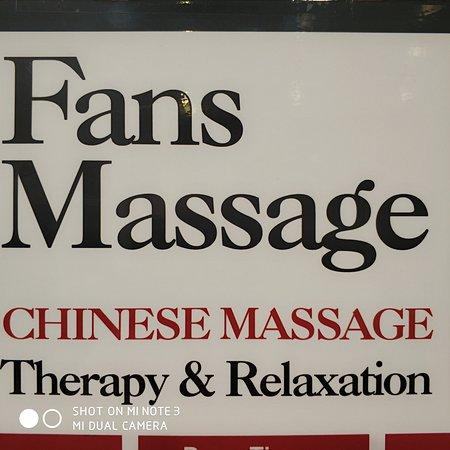Fans Massage