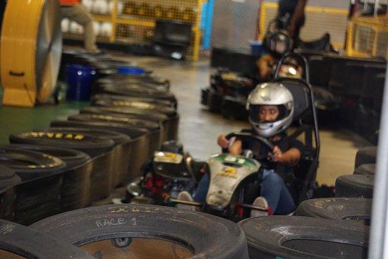 Go Karts Columbus >> Karting Picture Of Grand Prix Karting Indoor Entertainment