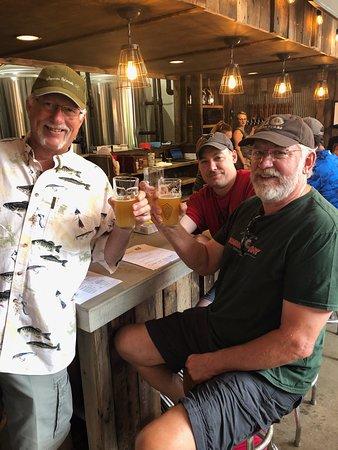 Terra Alta, Virginia Occidental: Friends having fun on July 4th!