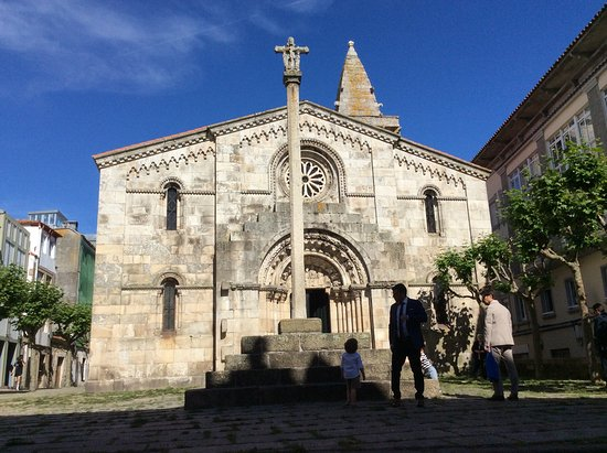 Historic Stuff Review Of Colegiata De Santa Maria Do Campo La Coruna Spain Tripadvisor