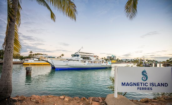 ‪Magnetic Island Ferries‬