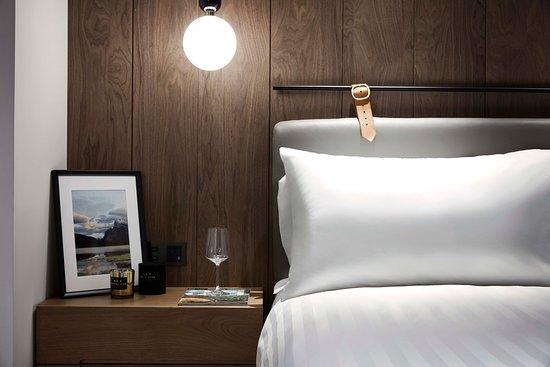 紅典酒店式公寓:臥室
