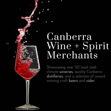 Canberra Wine & Spirit Merchants