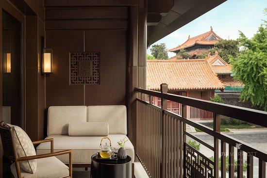 Guest room – na slici je JW Marriott Hotel Qufu, Qufu - Tripadvisor