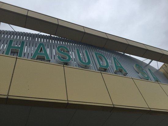 Tohokudo Hasuda Service Area Outbound