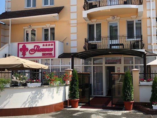 District de Chisinau, Moldavie : Hotel Florence Chișinău