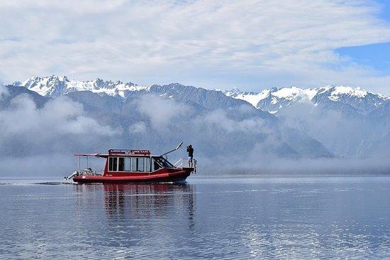 フランツ・ジョセフからのMapourika Lake Scenic Crui…