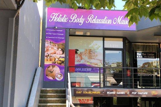 Holistic Body Relaxation Massage