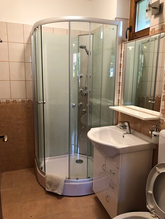 Kisszekely, ฮังการี: Fürdőszoba