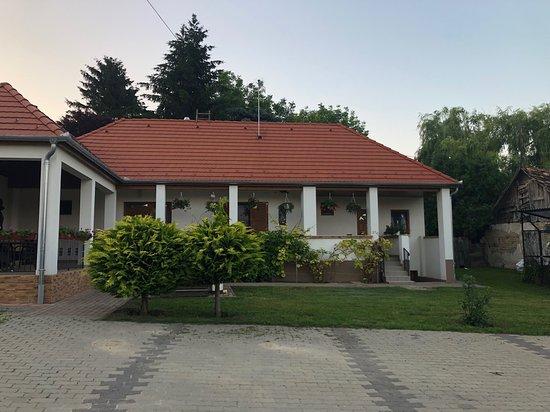 Kisszekely, ฮังการี: Vendégház