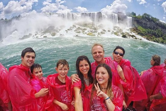 Niagara Falls Small-Group Day Tour...