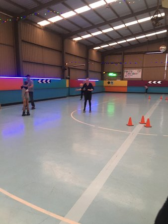 Mildura, Австралия: Indoor fun for the whole family!