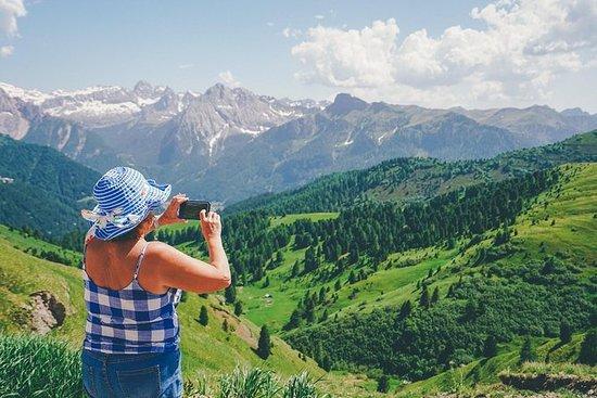 Gita di un giorno alle Dolomiti per