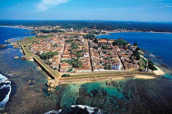 Private Day Tour: Kysttur til Galle...