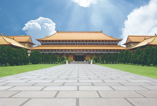 Fo-Guang-Shan-Kloster