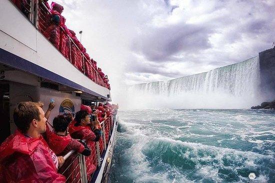 Tour delle cascate del Niagara da