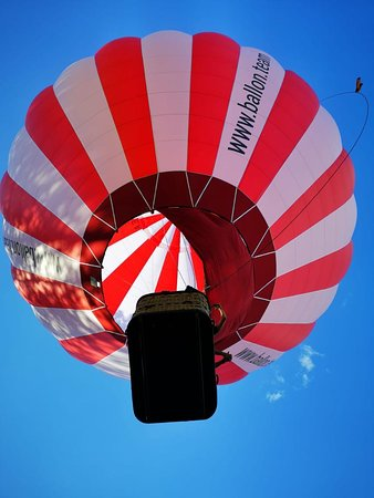 Lienen, เยอรมนี: Up up and away!