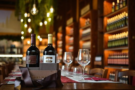 Cena privada con cata de vinos