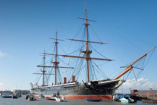 Portsmouth Historic Dockyard Entrance ...