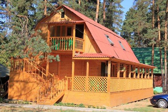 Voronino, Rosja: мини-гостиница
