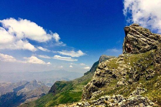 在Simien山脉和Lalibela周围徒步旅行